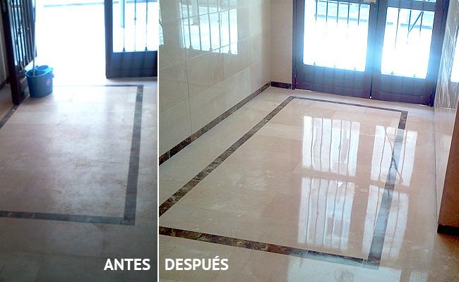 Abrillantados for Trabajo de limpieza en murcia