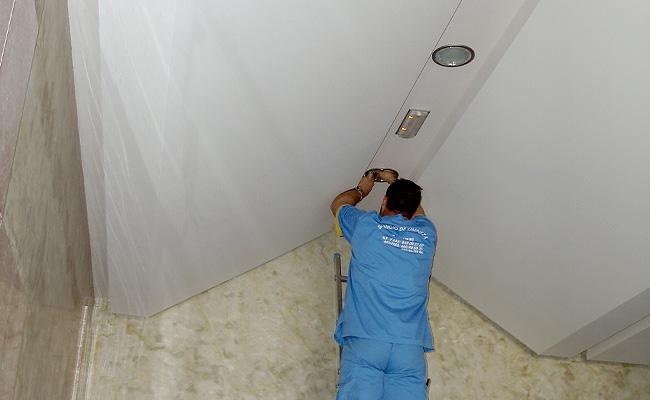 Mantenimiento for Trabajo de limpieza en murcia