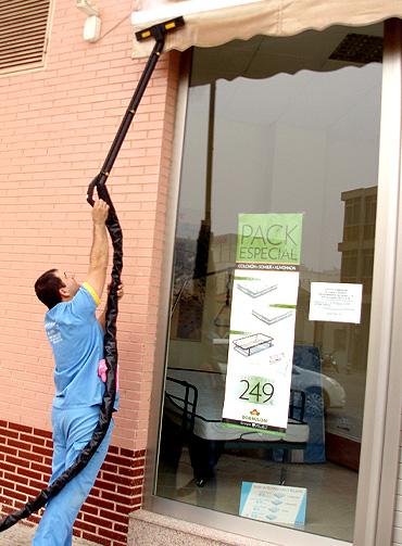 Limpieza de oficinas ag levante for Trabajo de limpieza en murcia